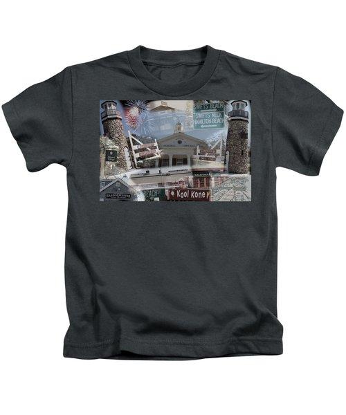 Celebrate Wareham Kids T-Shirt