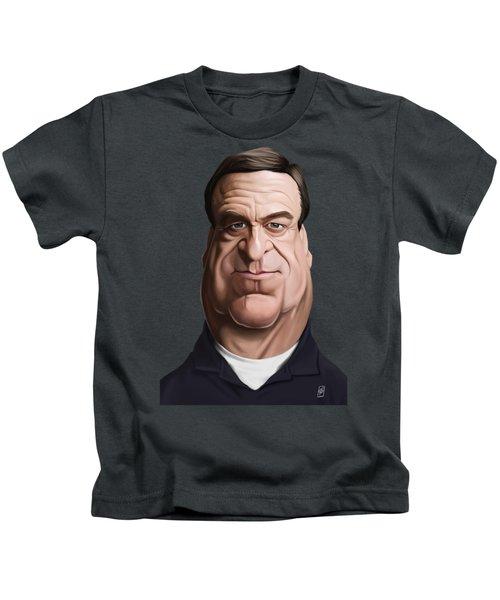 Celebrity Sunday - John Goodman Kids T-Shirt