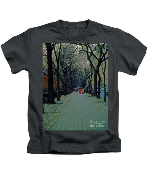 Central Park East Kids T-Shirt