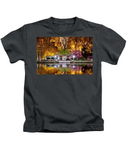 Central Park Memorial Kids T-Shirt