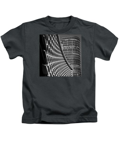 Century Plaza Hotel Kids T-Shirt