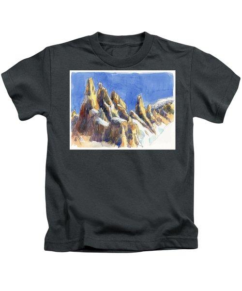 Cerro Torre, Patagonia Kids T-Shirt