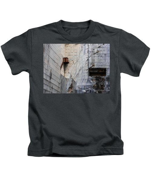 Cervaiole Quarry - Apuan Alps, Tuscany Italy Kids T-Shirt