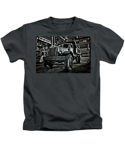 Chain Drive Sterling Kids T-Shirt