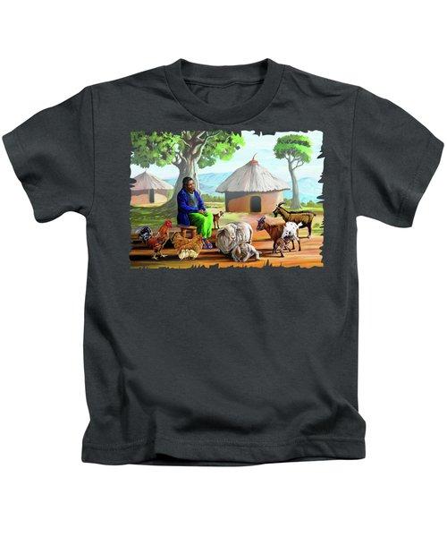 Change Of Scene Kids T-Shirt