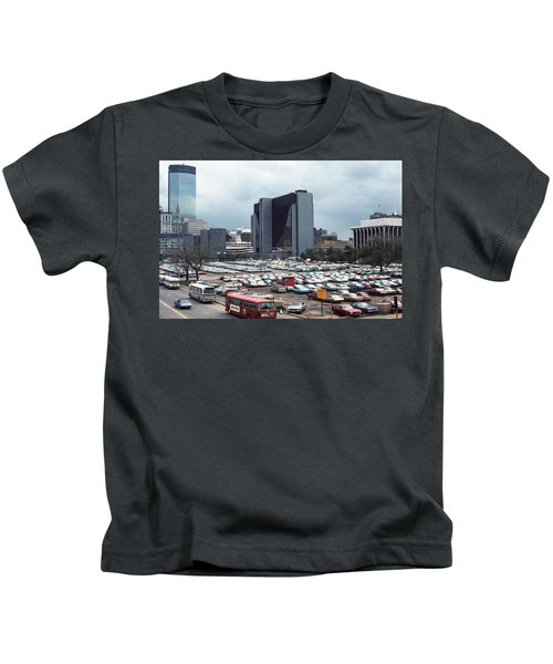 Changing Skyline Kids T-Shirt