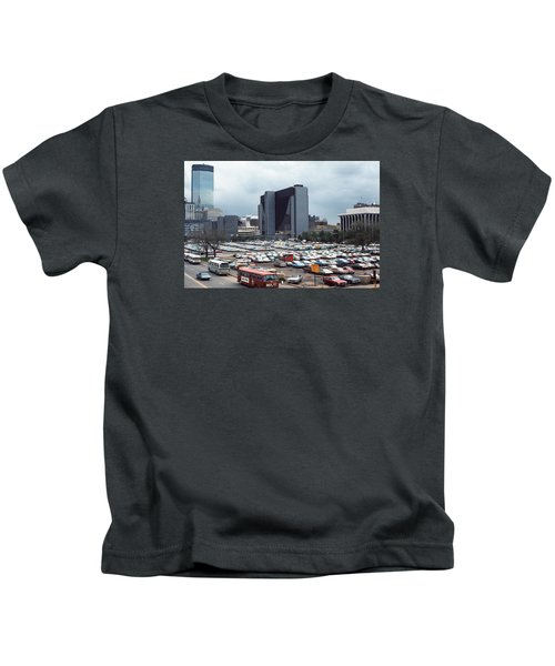 Changing Skyline Kids T-Shirt