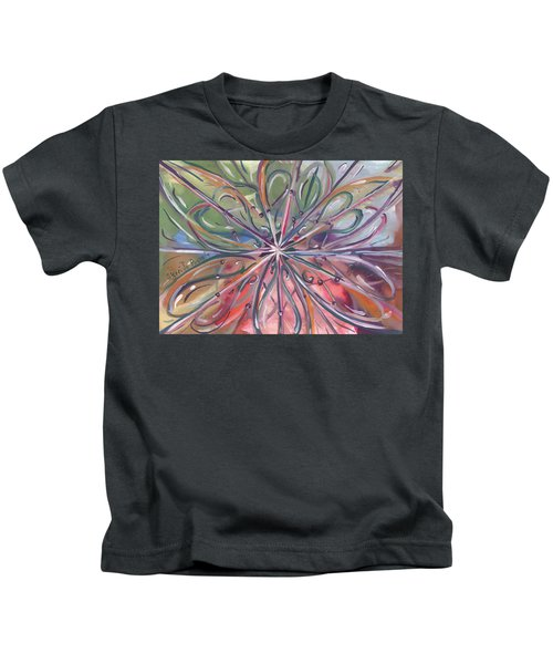 Chaotic Beauty Kids T-Shirt
