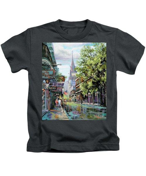 Chartres Rain Kids T-Shirt