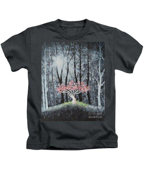 Cherry Surprise Kids T-Shirt