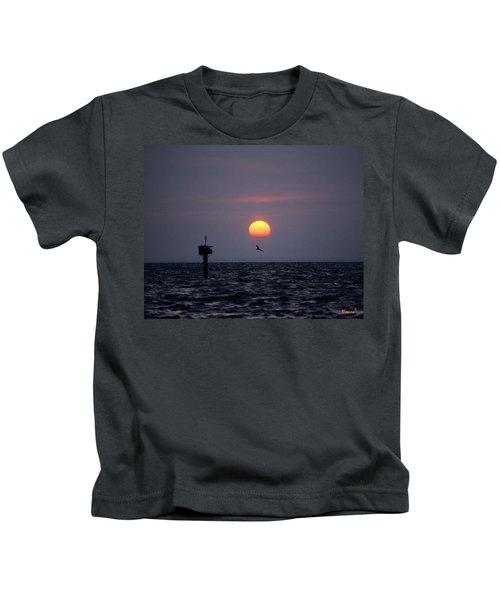 Chesapeake Bay Osprey 14o Kids T-Shirt