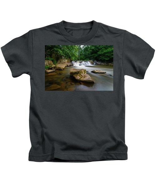 Chestnut Creek Falls  Kids T-Shirt