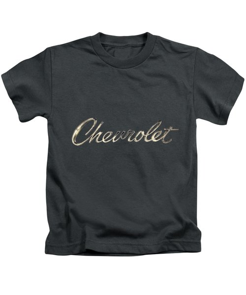 Chevrolet Emblem Kids T-Shirt