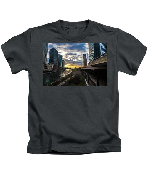 Chi Sunrise 2 Kids T-Shirt