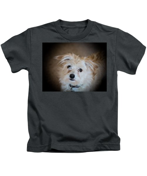 Chica On The Alert Kids T-Shirt
