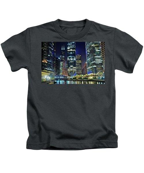Chicago Towers 2017  Kids T-Shirt