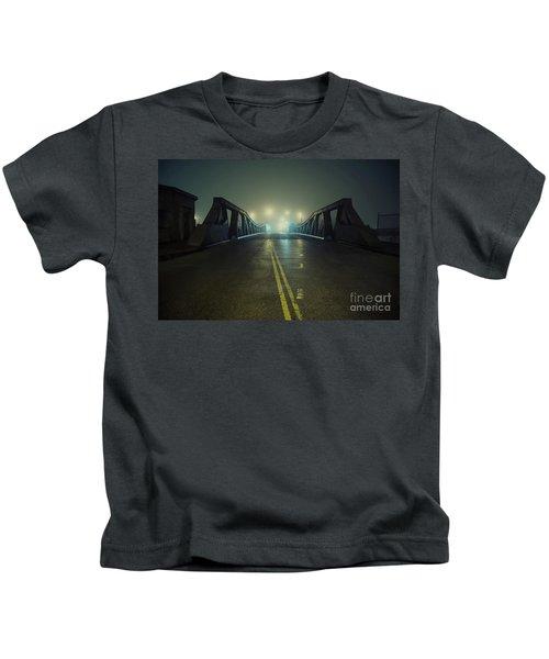Chicago Fog Kids T-Shirt