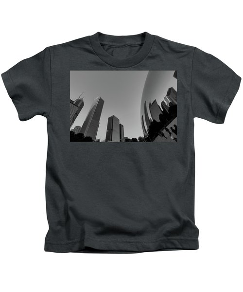 Chicago Reflections Kids T-Shirt