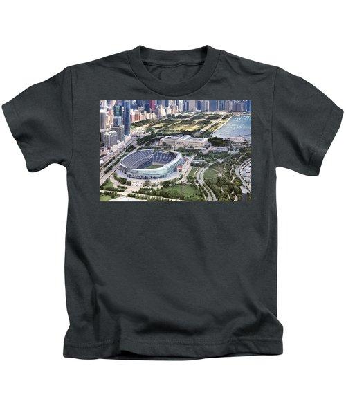 Chicago's Soldier Field Kids T-Shirt