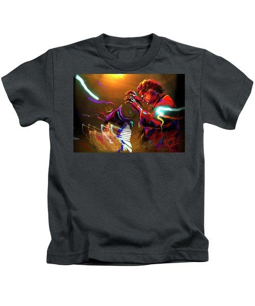 Chick Corea Kids T-Shirt