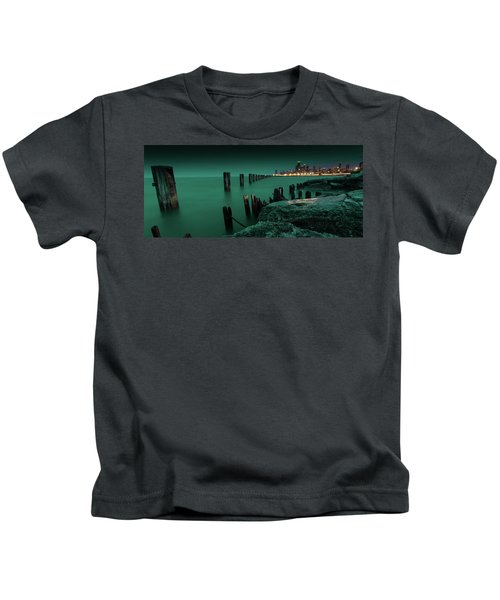 Chilly Chicago Kids T-Shirt
