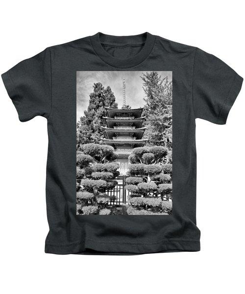 Golden Gate Park  Kids T-Shirt