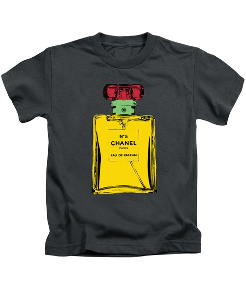 Chnel 2 Kids T-Shirt by Mark Ashkenazi