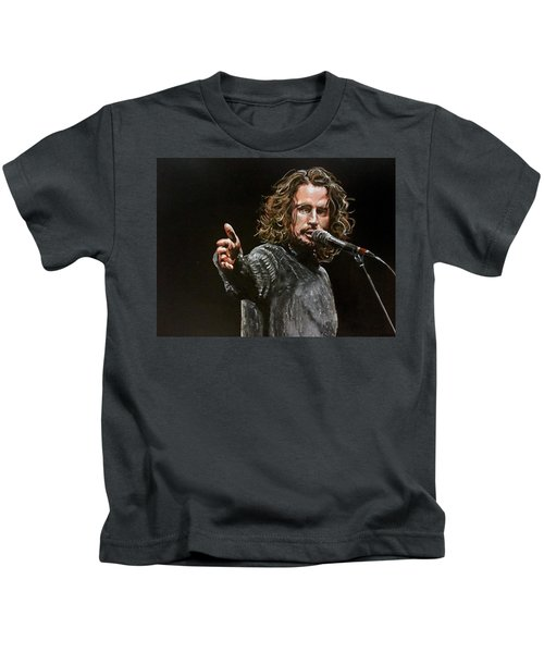 Chris Cornell Kids T-Shirt