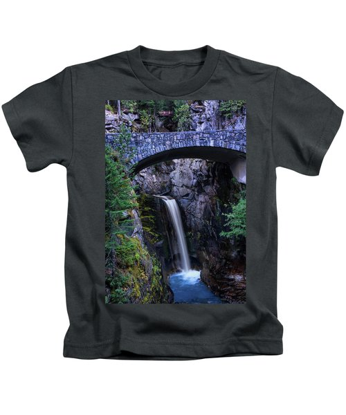 Christine Falls Kids T-Shirt