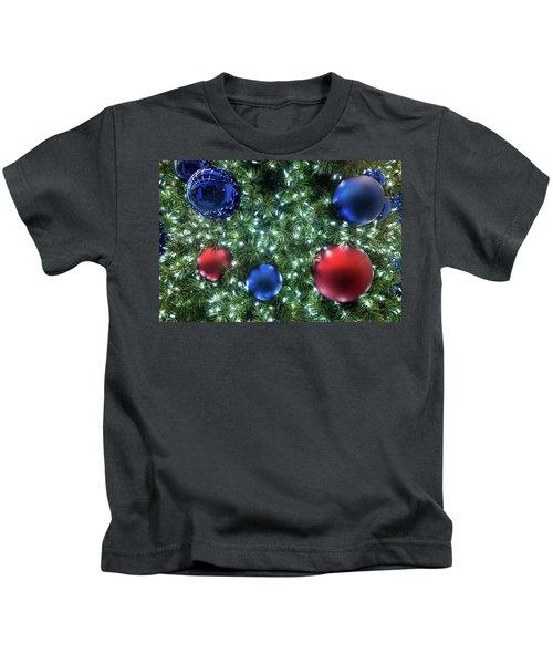 Christmas Display 2 Kids T-Shirt