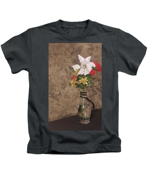 Christmas Pitcher Kids T-Shirt
