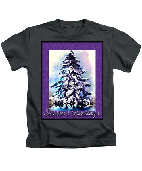 Christmas Tree Kids T-Shirt