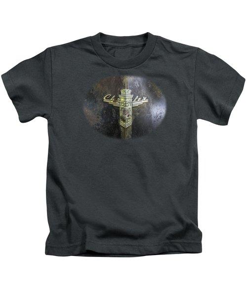 Chrysler Hood Ornament Kids T-Shirt