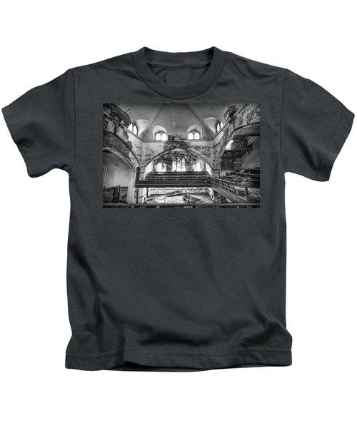 Church Murals Kids T-Shirt