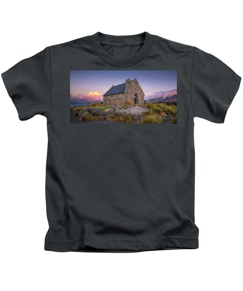 Church Of The Good Shepherd Kids T-Shirt