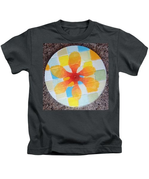 Circle For Daud Kids T-Shirt