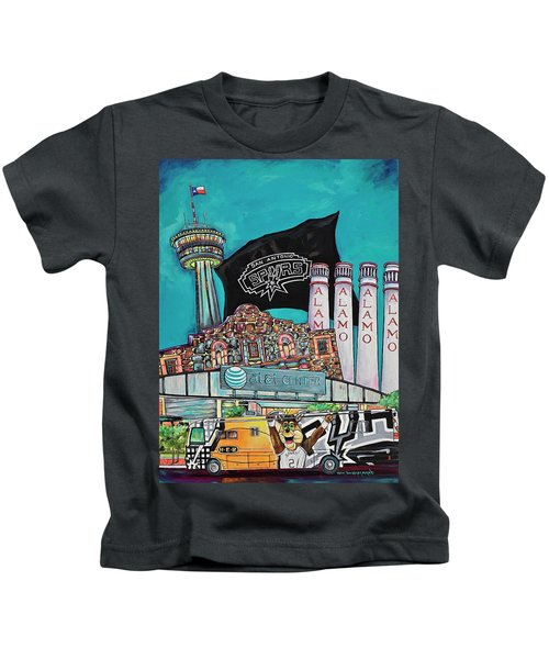 City Spirit Kids T-Shirt