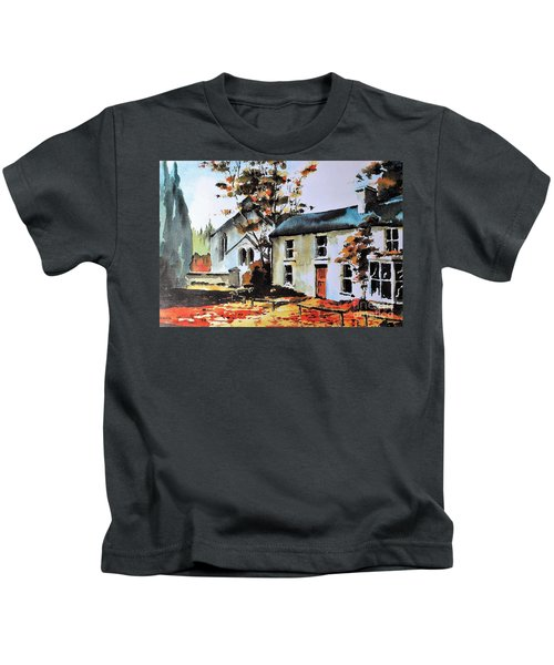 Clara Vale, Wicklow. Kids T-Shirt