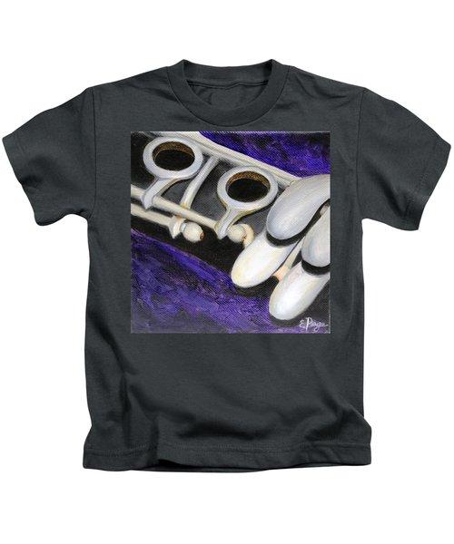 Clarinet Kids T-Shirt