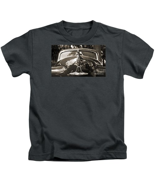 Classic Car Detail - Dodge 1948 Kids T-Shirt