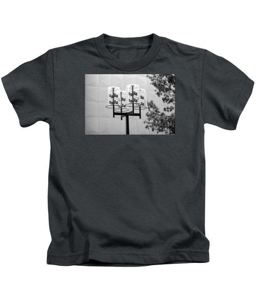Classic Nicollet Mall Street Lamp Kids T-Shirt