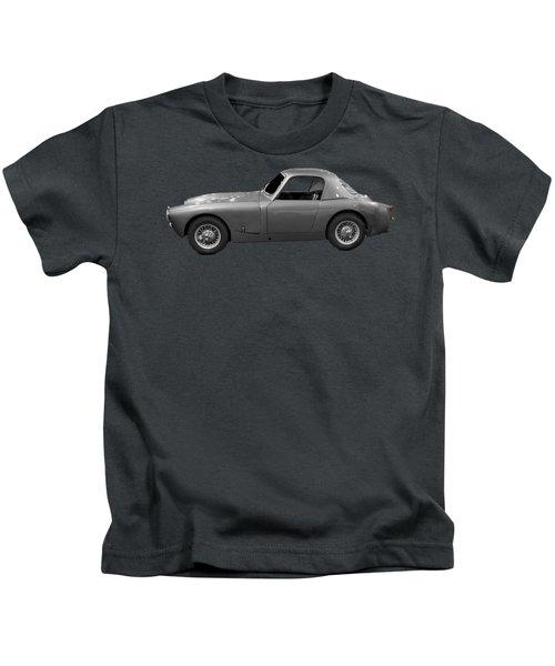 Classic Sports Silver Art Kids T-Shirt
