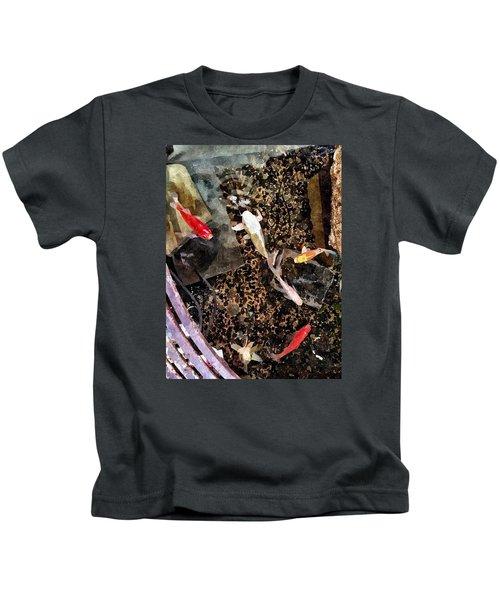 Clear As Koi Kids T-Shirt