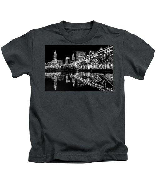 Cleveland After Dark Kids T-Shirt