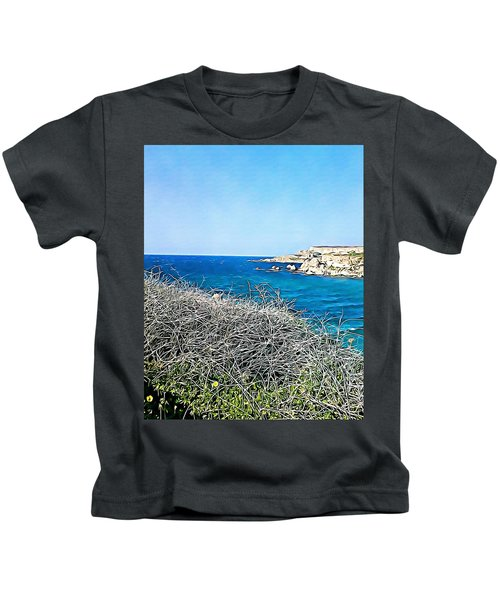 Cliff  Kids T-Shirt
