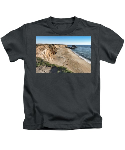 Cliffs Of Davenport Kids T-Shirt