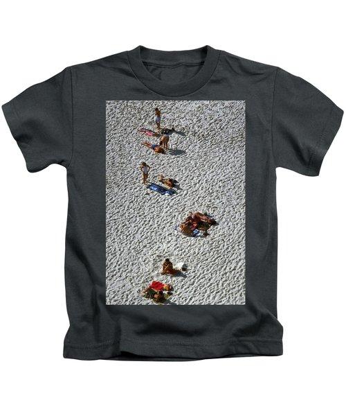 Clifton Beach, Cape Town Kids T-Shirt