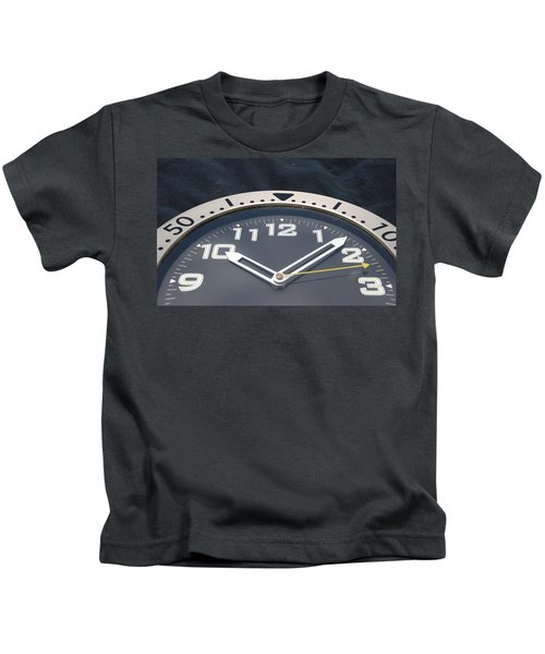 Clock Face Kids T-Shirt
