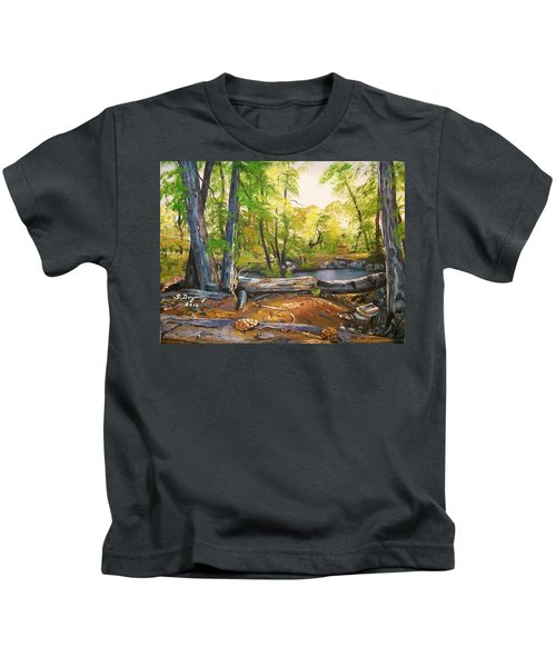 Close To God's Nature Kids T-Shirt