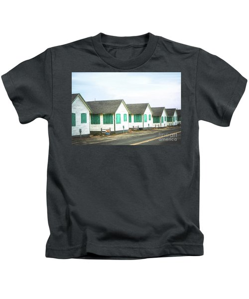Closed For The Season #2 Kids T-Shirt